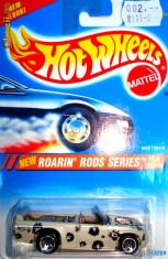 Macheta auto Hot Wheels, 1:64 - HOT WHEELS --MINI TRUCK ++1799 DE LICITATII !!