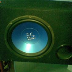 Vand boxa DLD Acoustics - Difuzoare, Difuzoare bass, Peste 120 W