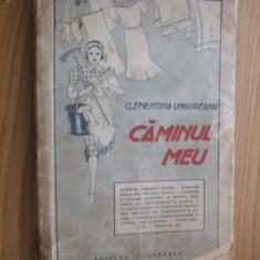 CAMINUL MEU -- Clementina Ungureanu -- [ 1939, 235 pp, ] - Carte Hobby Amenajari interioare