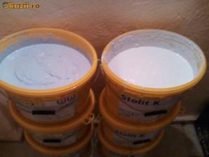 Tencuiala/vopsea decorativa fatade STO 3mm - se poate pigmenta, galeata 25 kg foto