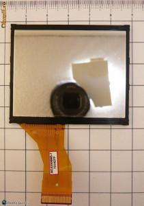 Vand display afisaj Canon 400D,Canon DS126151,EOS Rebel XTi,EOS Kiss X foto