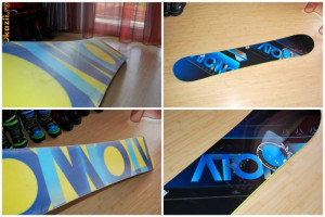 Snowboard Atomic Vantage 2012, 158[cm] (SOLD) foto