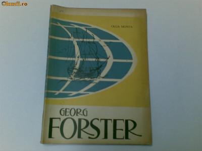 (12) GEORG FORSTER  -  OLGA MONTA foto