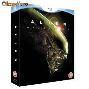 Alien Anthology(Full) 6 blue-ray, Box Set foto mare