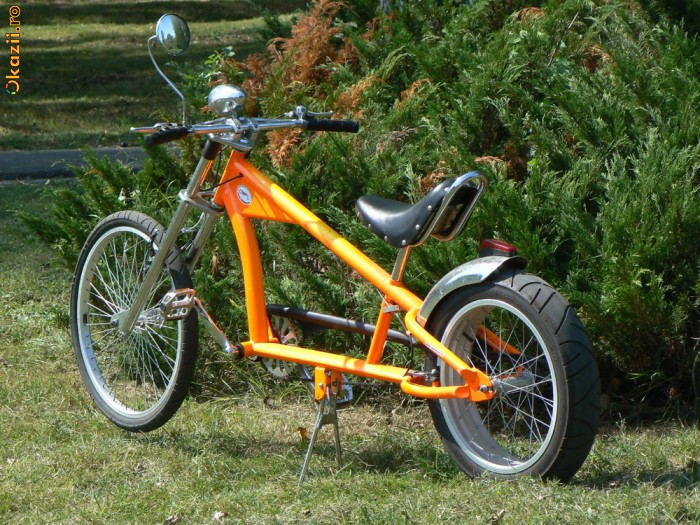Bicicleta Chopper Lowrider Foto Mare Pictures