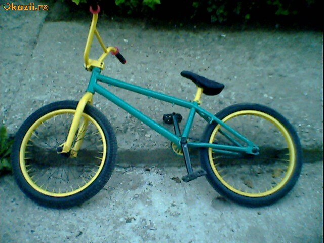 Vand Bicicleta BMX We The People ZODIAC - Pro foto mare