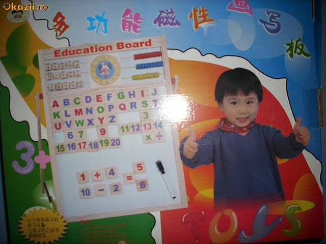 TABLA EDUCATIVA PT COPII-OFERTA!!! foto mare