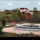 SIBIU SPITALUL DE GARNIZOANA 1913 - Carte Postala Romania 1904-1918