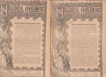 25 nr. Revista Neamul Romanesc, director N.Iorga (1907) foto