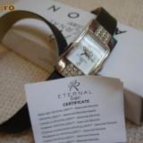 Ceas eternal love cu cristale SWAROVSKI