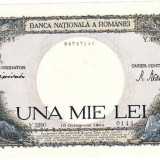 * Bancnota 1000 lei 1944 - octombrie