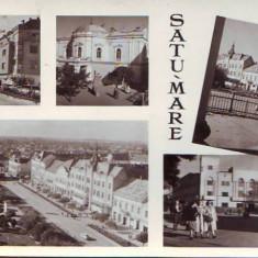 Carti Postale Romania dupa 1918 - R 5103 Satu Mare Circulata