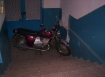 motocicleta IJH JUPITER 4 foto