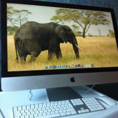 DESKTOP PC APPLE A1312 MAC OS X . 8 Gb . RAM si 1 TB hard disk - Sisteme desktop cu monitor
