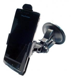 Suport Auto dedicat Sony Ericsson Xperia Arc (s) foto