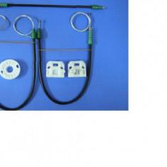 Kit reparatie macara - Kit de reparatie macara geamuri electrice Skoda Fabia 1997-2009 fata stanga-dreapta