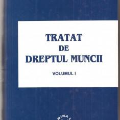 (C1544) TRATAT DE DREPTUL MUNCII DE ION TRAIAN STEFANESCU, 2003, 2 VOLUME - Carte Dreptul muncii