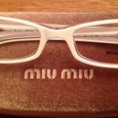 Rama ochelari - Rame ochelari vedere Miu Miu VMU 15 G