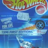 Macheta auto Hot Wheels, 1:64 - HOT WHEELS- RADIO FLYER WAGON- ++2000 DE LICITATII !!