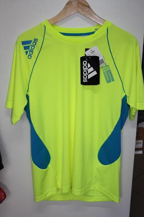 Tricou Adidas Football/Soocer Climalite Originals foto mare