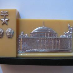 MACHETA DIN 1967 CU STATIA DE METROU UNIVERSITATE DIN KIEV