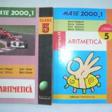 Aritmetica/algebra/geometrie, clasa a V-a, 2 vol - Manual Clasa a V-a