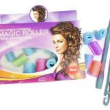 Bigudiuri pentru par ondulat Magic Roller