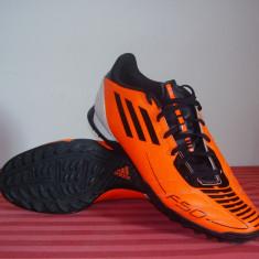 Ghete fotbal Adidas, Marime: 43, Barbati - Adidas F50 Portocalii(orange) livrare gratuită in cazul in care locuiti in vrancea pretul este 190 ron