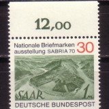 Timbre straine - GERMANIA G619 Expoz.Filat SABRIA-70