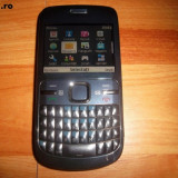 Nokia c3 - Telefon mobil Nokia C3 Toshiba, Albastru