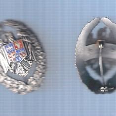 INSIGNA ACADEMIA MILITARA - MARINA - Ordin/ Decoratie