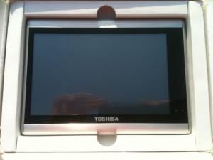 tableta toshiba foto