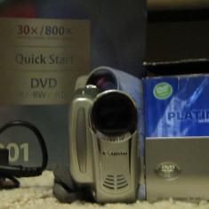 Camera Video CANON DC201 optical zoom=30X digital zoom=800X - Lampa Camera Video