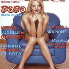PLAYBOY MAI 2001 - JOJO - Reviste XXX