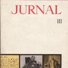 Revista culturale - JURNAL SI EPISTOLAR-TITU MAIORESCU (vol.III), 5