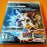 Joc Tekken Hybrid, PS3, original si sigilat, alte sute de jocuri!