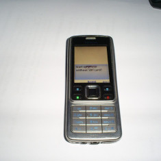 Vand NOKIA 6300 cu mic defect - Telefon mobil Nokia 6300, Neblocat