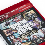 VAND  JOC PS3 -ORIGINAL SI SIGILAT- GRAND THEFT AUTO- 2 Episoade