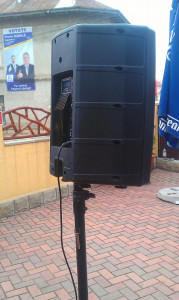 BOXE ACTIVE RH SOUND foto