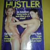 Revista barbati - HUSTLER MARTIE 2002 .