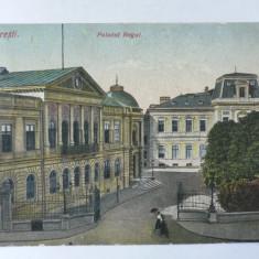 BUCURESTI  - PALATUL REGAL - INCEPUT DE 1900