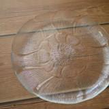 Platou din sticla