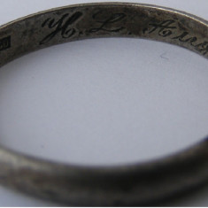 Verigheta veche din argint (38) - de colectie