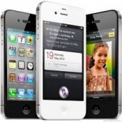 Vand IPHONE 4S 16GB BLACK = 369 Euro = Telefoane Second Hand foto