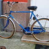Bicicleta veche, de barbati-dama, de oras, oldies. - Bicicleta de oras