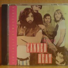 Canned Heat - The Best Of... - Muzica Rock emi records, Casete audio