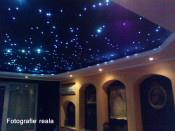 CER  INSTELAT pe tavan, acasa la dvs -  proiecte de iluminari deosebite foto