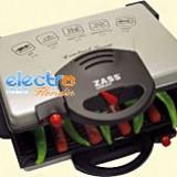 Grill electric Zass T03-2 INOX