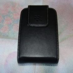 VAND HUSA/TOC PIELE BLACKBERRY - Husa Telefon