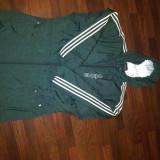 * Geaca de Iarna ADIDAS marime XXL foarte calduroasa - Geaca barbati Adidas, Culoare: Verde, Verde